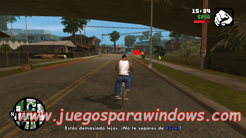 Grand Theft Auto San Andreas ESPAÑOL XBOX 360 (Region FREE) 18