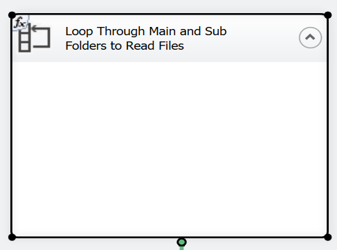 How to Extract File Names from a Folder and its Sub