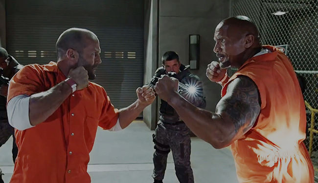 Fast Furious 8 Fate of The Furious