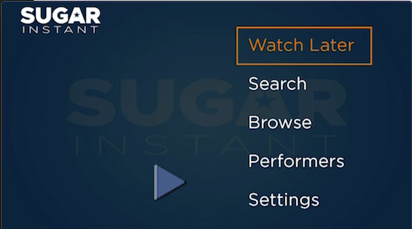 SugarInstant Watch on Roku mp4