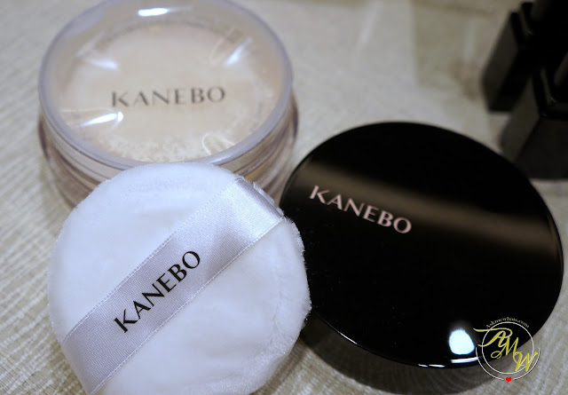 a photo of Kanebo Control Finish Powder
