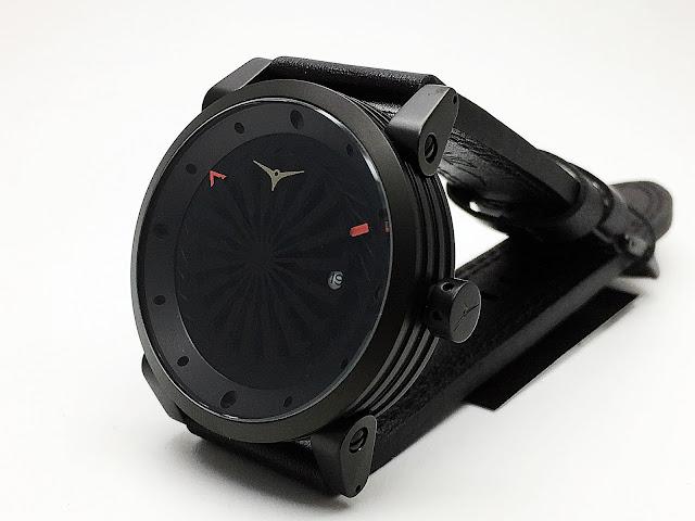 ZINVO ジンボ PHANTOM ファントム ファッション 時計 自動巻き  AUTOMATIC MIYOTA8215 タービン式 マット スイス モダン クール 手頃 男性 女性 パワーリザーブ 新ブランド 牛革 タービン型 ダイヤル 秒針 ダイナミック デザイン 流行