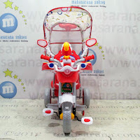 sepeda roda tiga family rio