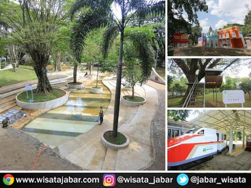 Fasilitas baru Taman Lalu Lintas Bandung