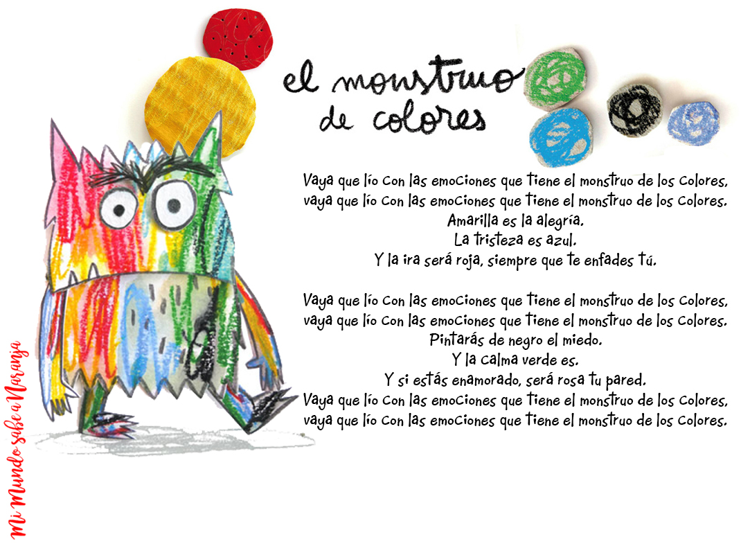 Lujoso Páginas De Color De Monstruo Colección - Dibujos Para ...
