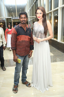 Actress Pragya Jaiswal Pictures at Inkokkadu Audio Launch  0087.JPG