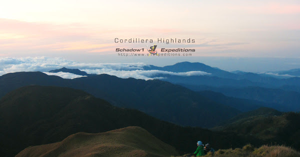 Cordillera Highlands - Schadow1 Expeditions