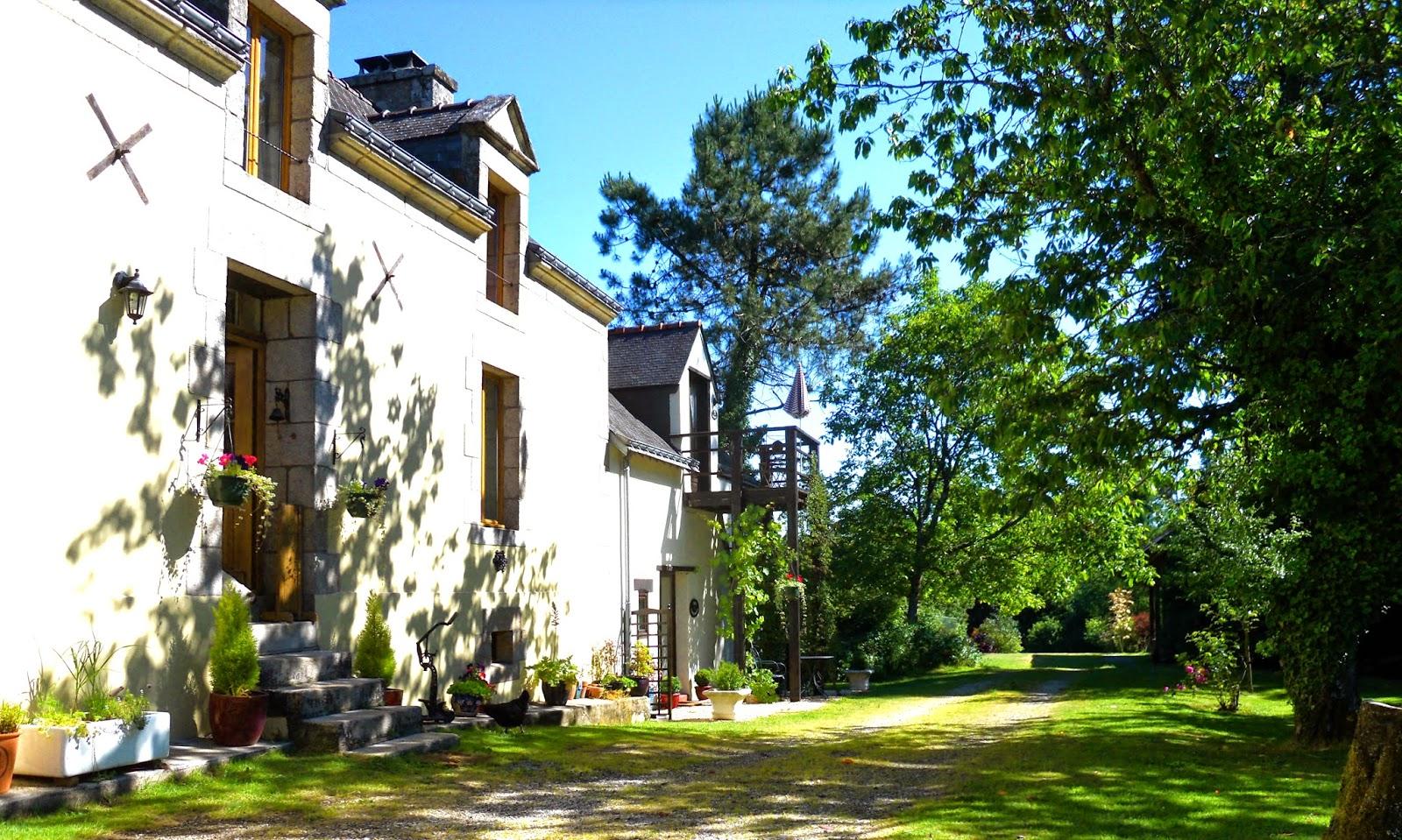 La Metairie Farmhouse Cottages And Gites