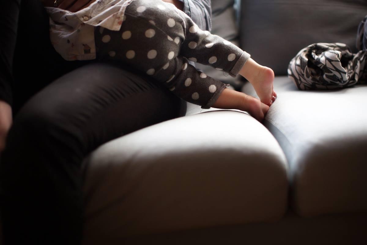 Jak być dobrą mamą małego dziecka kiedy masz depresję?