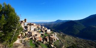 Gallipienzo, Navarra.
