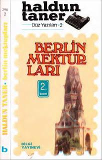 Haldun Taner - Berlin Mektupları