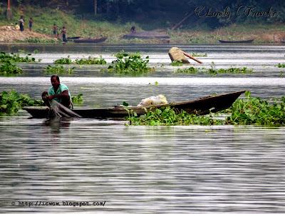 river Turag, Dhaka