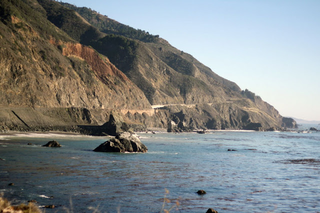 bridge big sur route 1