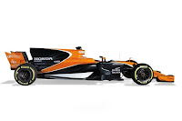 McLaren MCL32 2017 Side