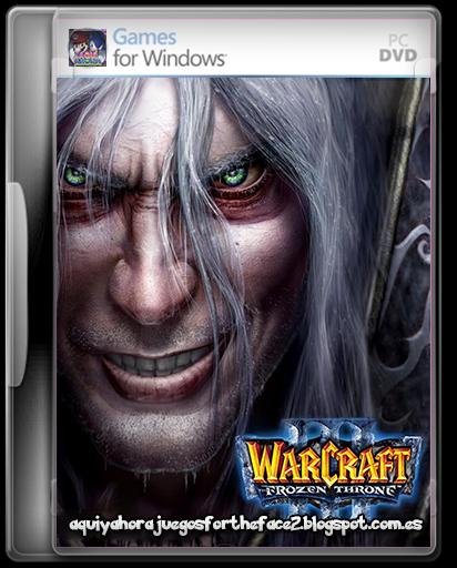 Warcraft 3 Reign Of Chaos + The Frozen Throne Español 1 link