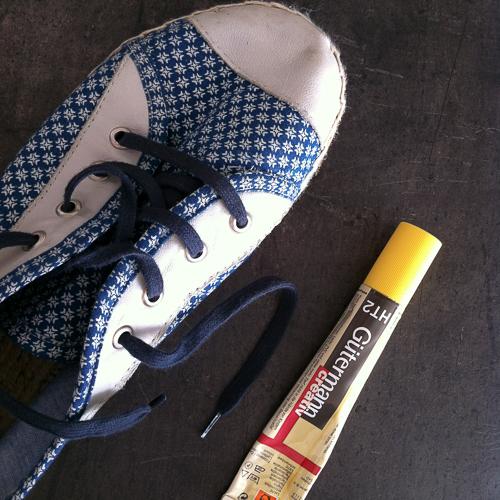 shweshwe sneakers