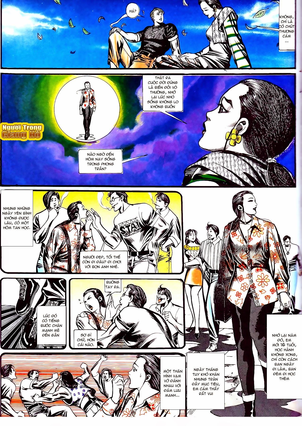 Người Trong Giang Hồ chapter 134: tấn công bảo nhi trang 22