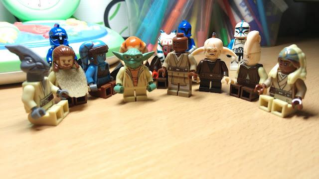 Джедаи лего Звездные войны купить