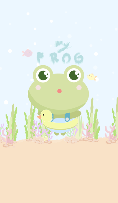 My Frog-Ocean