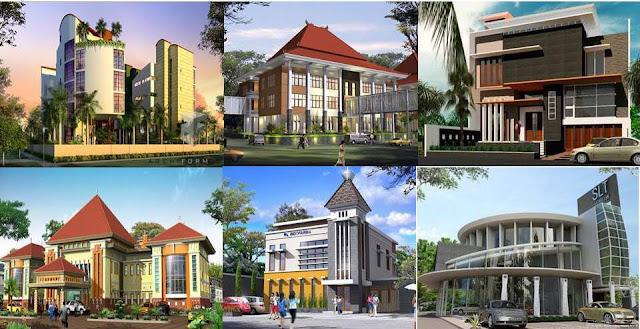Desain Bangunan Komersial