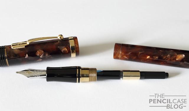 Coway Stewart Churchill fountain pen review