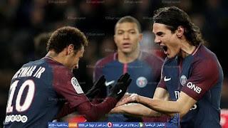 بث حي HD مشاهدة مباراة باريس سان جيرمان وستراسبورج بث مباشر اليوم 17-2-2018 الدورى الفرنسي