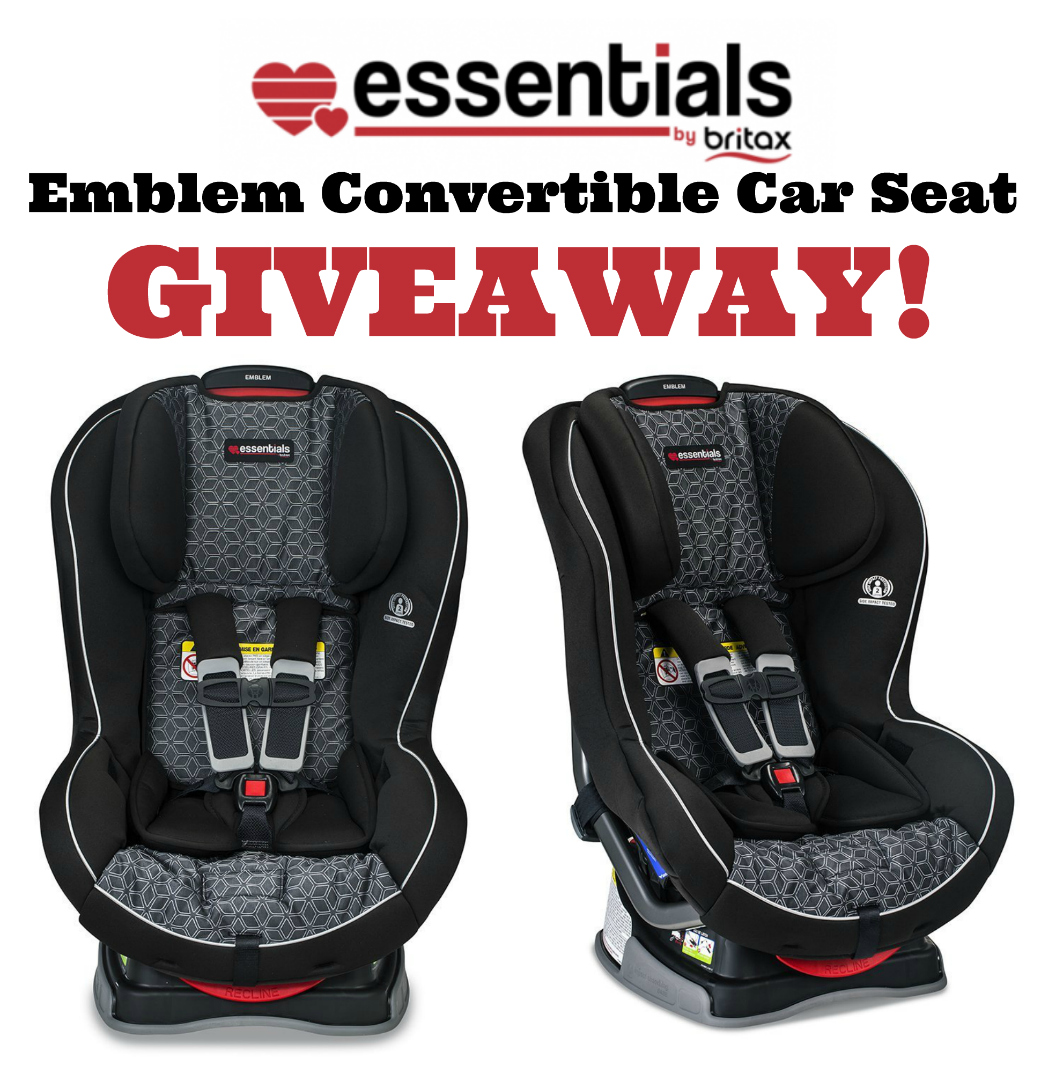 Ikea Orlando Living With Children Priority Giveaway: Essentials By Britax Emblem Car Seat Giveaway, Ends 2/22