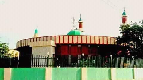 صورة أحد مساجد كوستي