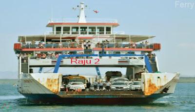 Ferry, খেয়াতরী; ফেরি