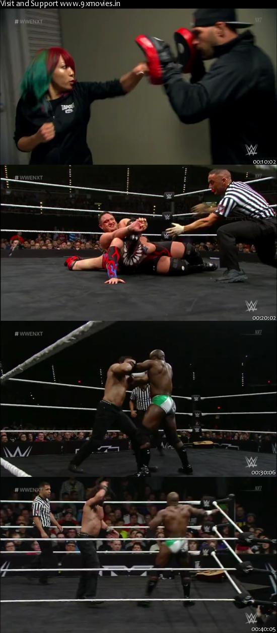 WWE NXT 06 April 2016 WEBRip 480p