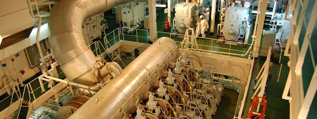 LIST CRITICAL MACHINERY AND EQUIPMENT SHIP