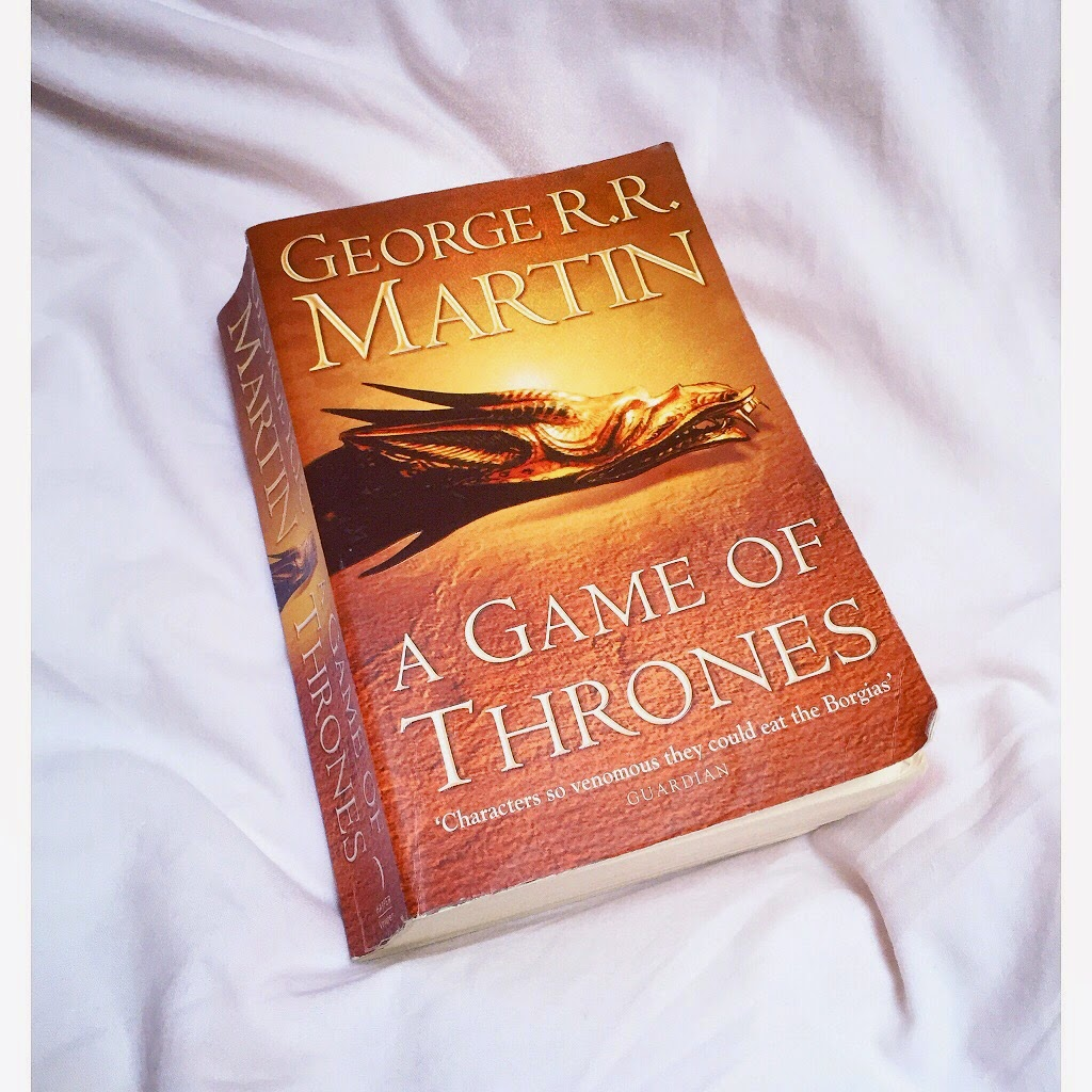 A Game of Thrones Book Review - Electric Sunrise Blog