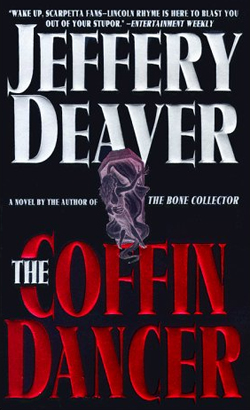 Jeffery deaver top 10 books