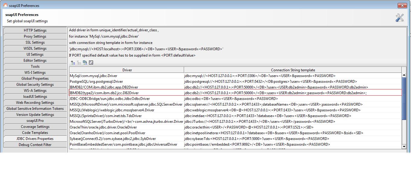 Ibm jdbc db2 Driver download