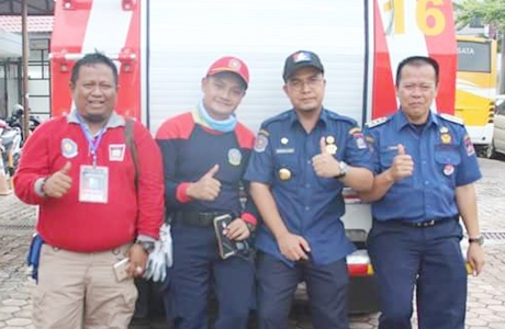 Dinas Pemadam Kebakaran Kota Padang Yakin Target Retribusi Tercapai 100 Persen