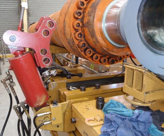 Hems Hydraulic Cylinder Repair Benches Hems Ltd S Latest