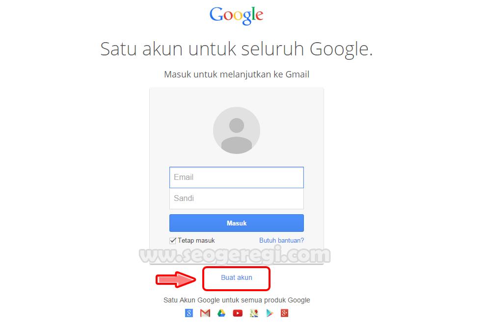 Buat Akun Gmail Tanpa Verifikasi Nomor Handphone