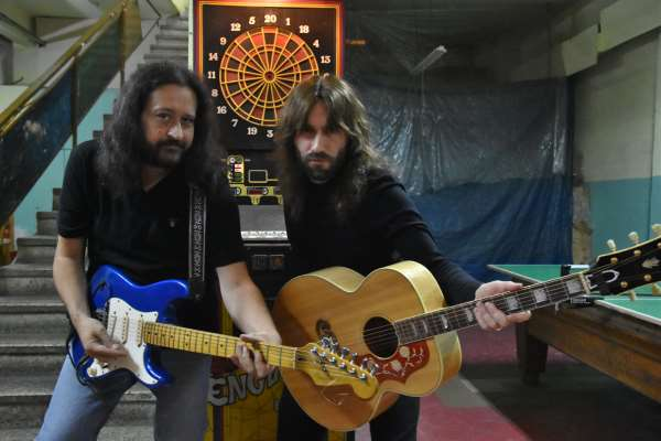 THE SKELTERS: Παρασκευή 30 Νοεμβρίου unplugged @ Περίπου