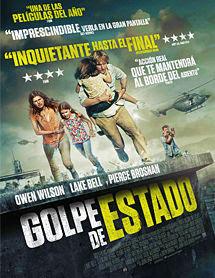 Golpe de Estado 2015 poster