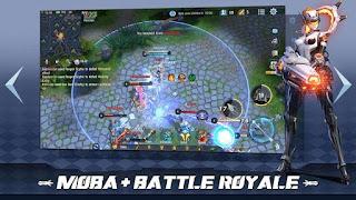 Survival Heroes MOD APK MOBA Battle Royale