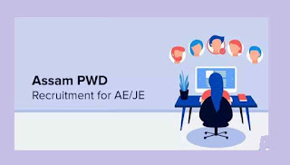 Assam PWD Recruitment 2018 for 463 AE/JE Vacancies, Apply Online Here!
