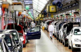 La producción nacional de vehículos durante noviembre creció un 3,3% respecto del mismo período del año anterior, en lo que constituyó el primer avance durante el 2016, según datos de la Asociación de Fabricantes de Automotores (ADEFA).