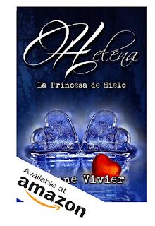 Helena. La princesa de hielo ya en Amazon