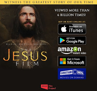 jesus film streaming choices