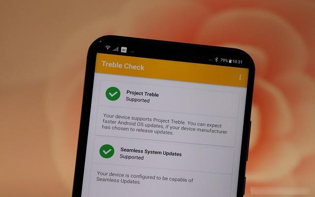 غوغل تطرح Project Treble لتحديث هاتفك إلى آخر إصدار أندرويد بدون انتظار الشركة المصنعة