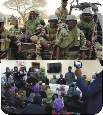 Army denies knowledge of release of Chibok girls