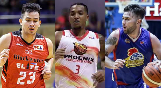 Leading Rookie of the Year (ROY) Candidates 2018 PBA Season