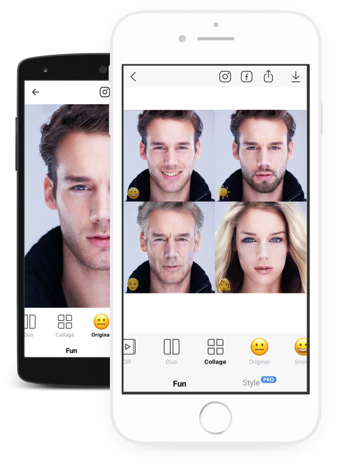 Artificial Intelligence (AI) Photograph Editor Faceapp Goes Viral Again on Ios