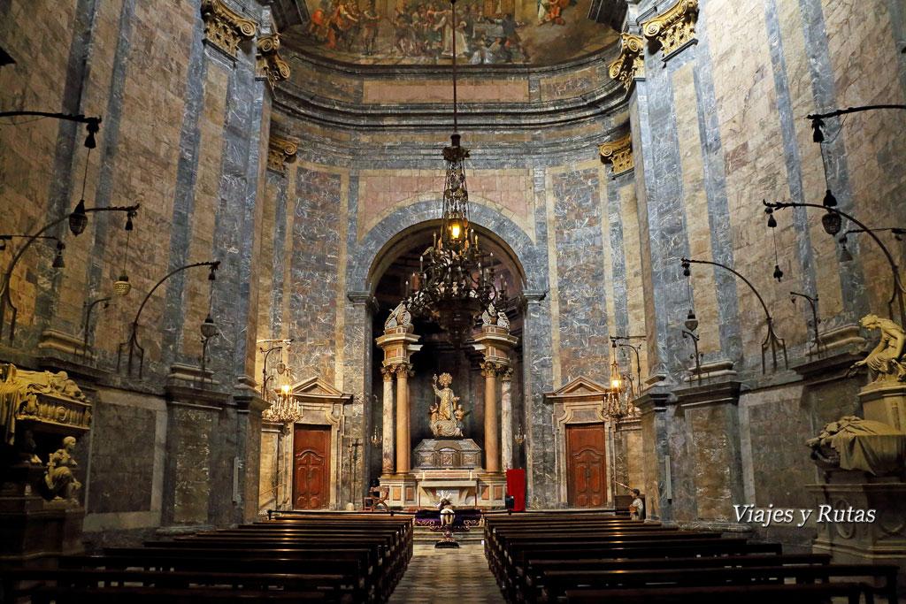 Basílica de San Felix, Capilla de San Narciso, Girona