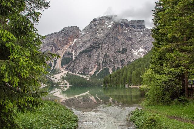 Seerundweg Pragser Wildsee  Lago di Braies  Südtirol 06